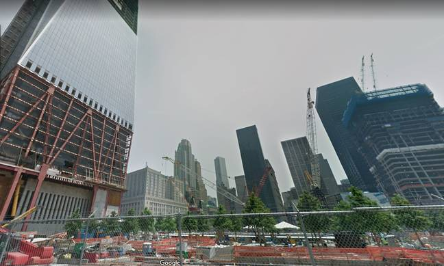 Chicago River Walk in 2007. (Credit: Google Maps)