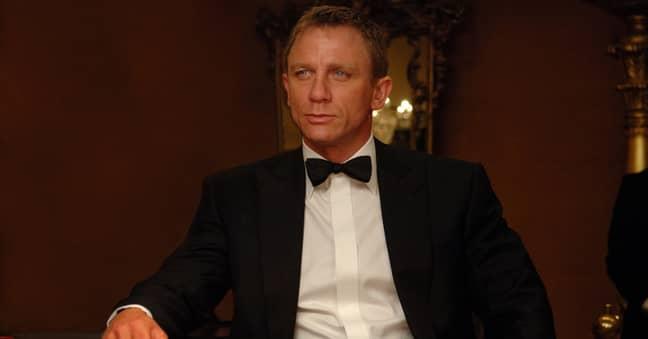 Daniel Craig as James Bond in Casino Royale. Credit: Sony