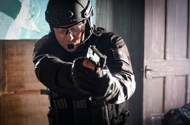 Gerard Butler as Mike Banning in Angel Has Fallen. Credit: Lionsgate