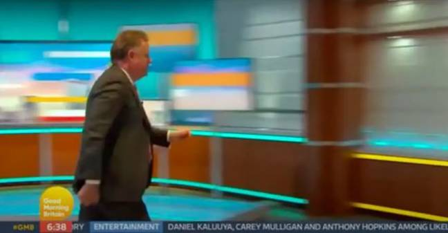 Susanna Reid Addresses Piers Morgan's Departure From Good Morning Britain