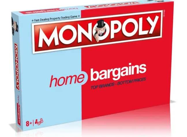 Credit: Home Bargains