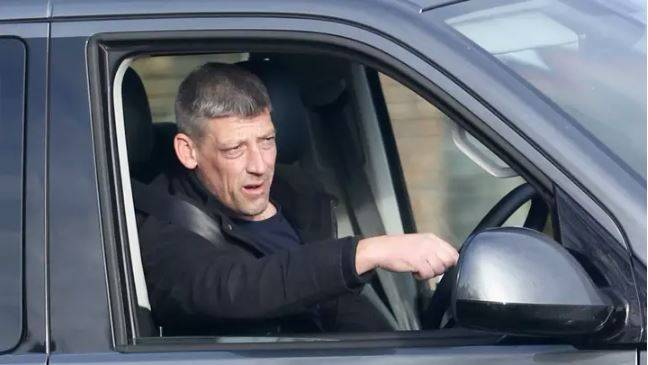 Builder Steve recently bought a second-hand car with his winnings. Credit: Splash News
