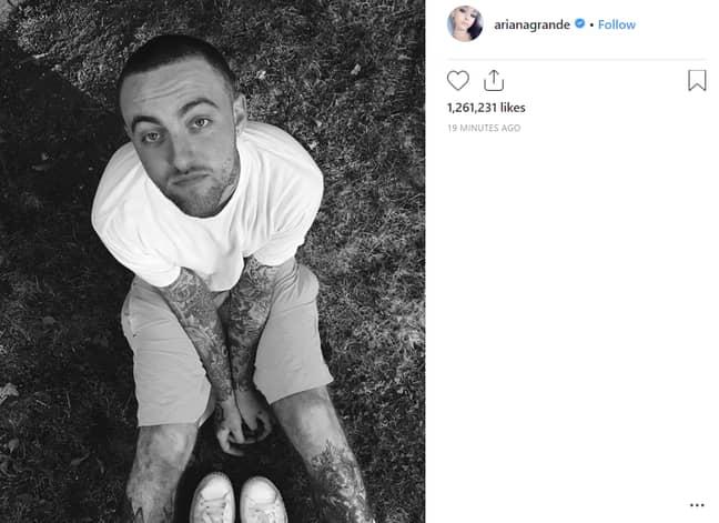 Credit: Instagram/Ariana Grande