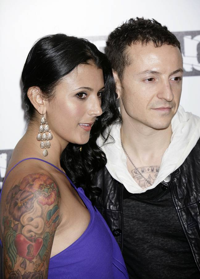 Talinda and Chester were married for 11 years. Credit: PA