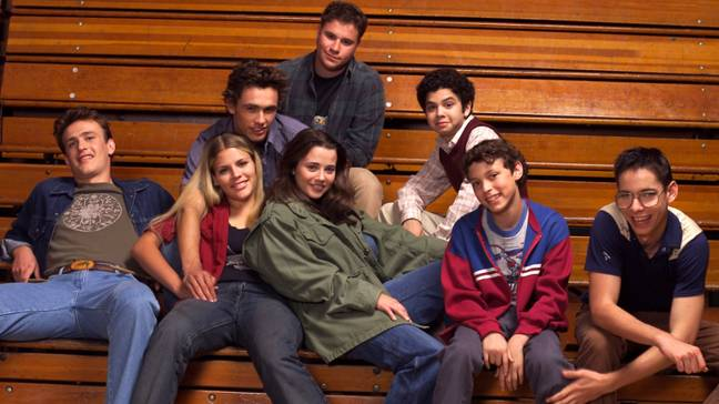 Judd Apatow is less keen to revisit much-loved high school comedy Freaks and Geeks. Credit: NBC