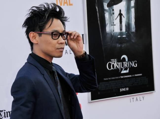 James Wan directed The Conjuring 1 and 2. Credit: PA Images