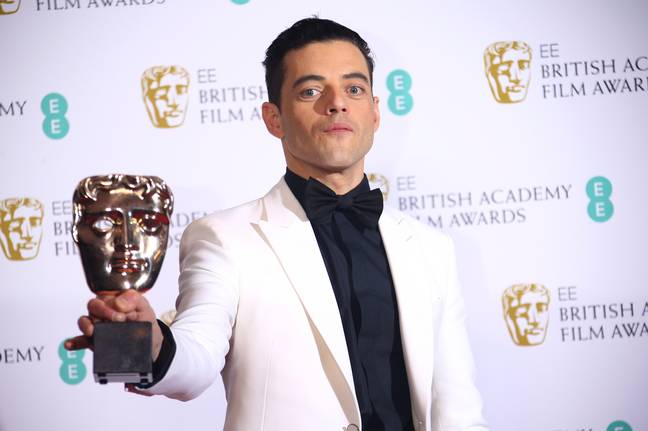 Rami Malek has been praised for his performance as the iconic frontman, Freddie Mercury. Credit: PA