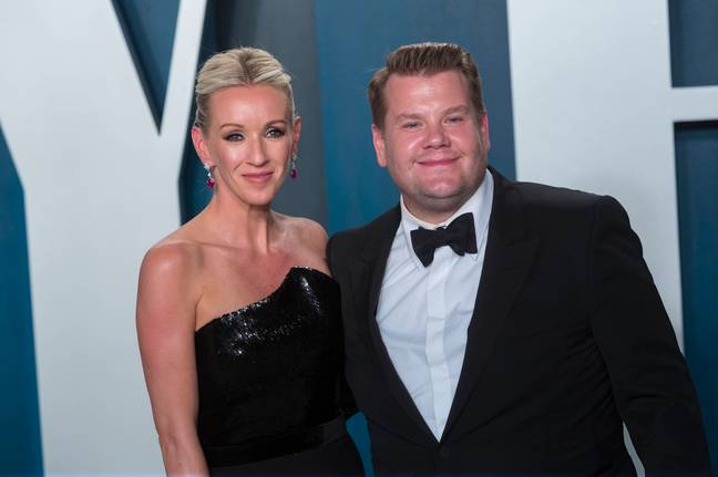 Corden has apparently been left fearful for the safety of his family. Credit: PA