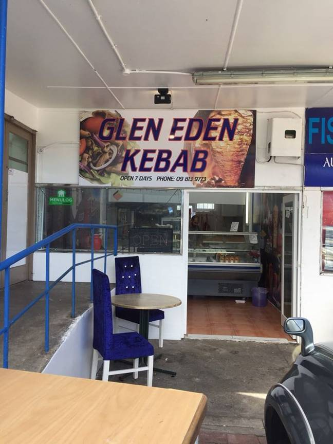 Glen Eden Kebab. Credit: Glen Eden Kebab Shop/Facebook