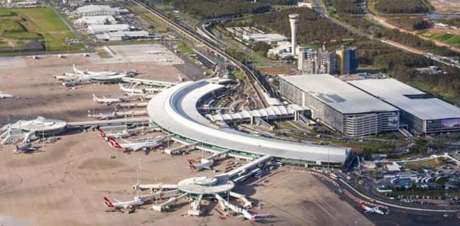 Credit: Brisbane Airport