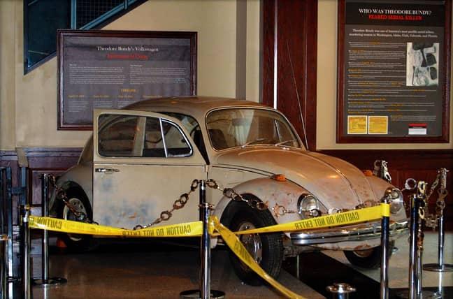 Ted Bundy Car