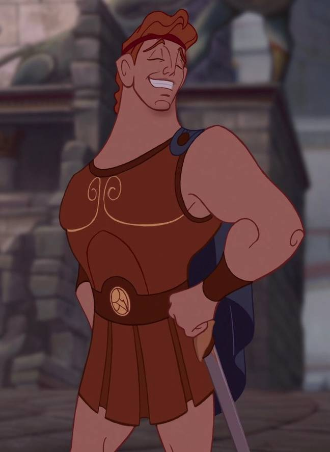 Disney are said to be working on a live-adaptation of Hercules. Credit: Walt Disney Pictures