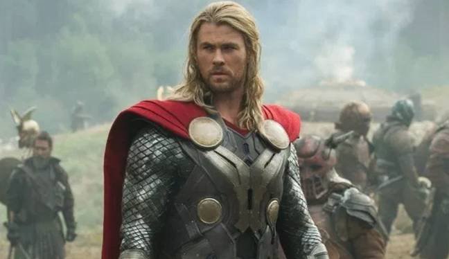 Fans voted Thor as their favourite Avenger. Credit: Marvel