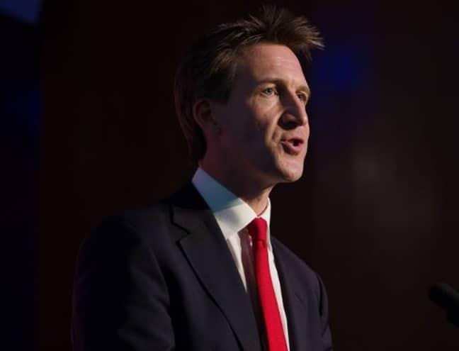 Labour MP Dan Jarvis. Credit: PA