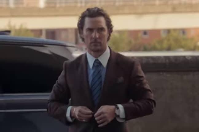The new movie stars Matthew McConaughey as an American drug dealer. Credit: Miramax