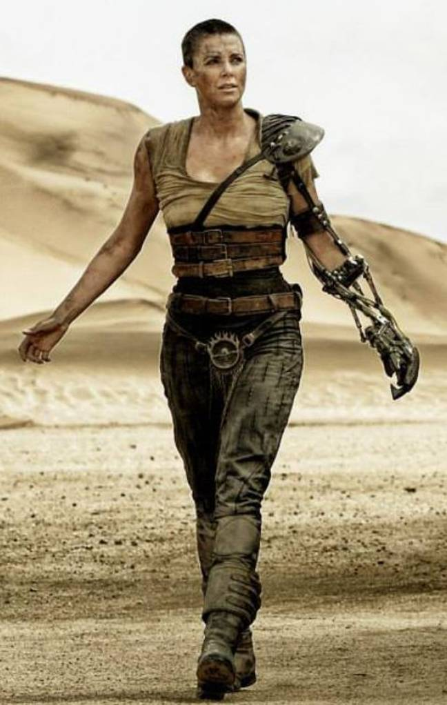 The new movie will centre on a young Furiosa. Credit: Warner Bros.