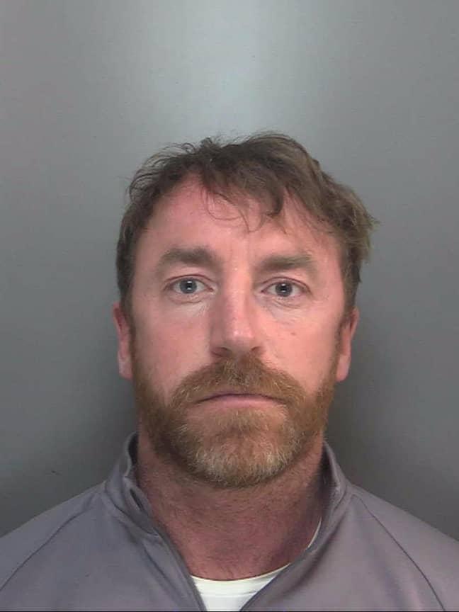 Carl Stewart. Credit: Merseyside Police