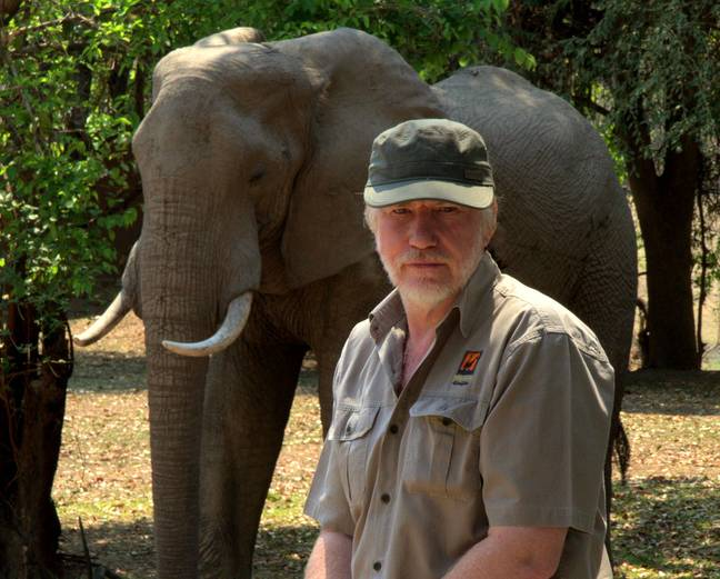 General manager of the lodge, Ian. Credit: Kennedy News and Media/The Bushcamp Company