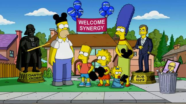 Subscribers will be able to enjoy every episode of The Simpsons. Credit: Disney