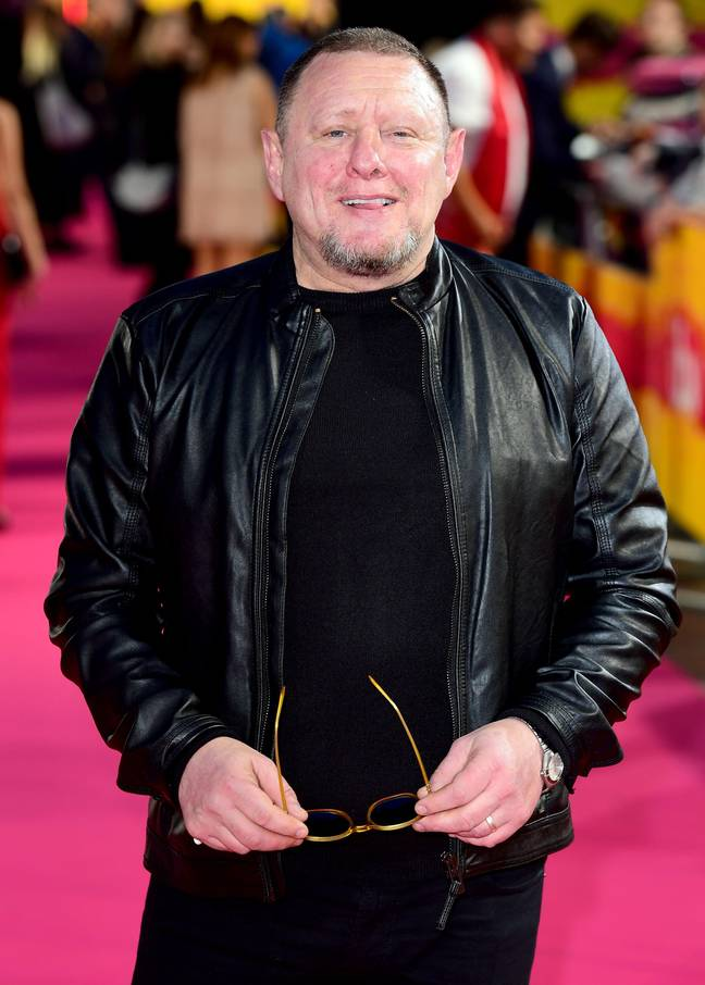 Shaun Ryder says he can't explain what he's seen. Credit: Alamy