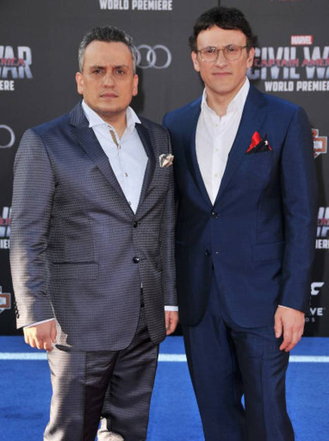 Avengers co-directors Joe Russo and Anthony Russo arrive at Marvel's 'Captain America: Civil War' Los Angeles Premiere. Credit: PA