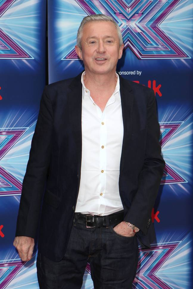 Some people think the mystery thief looks just like music producer Louis Walsh. Credit: PA