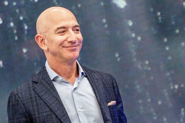 Jeff Bezos. Credit: PA