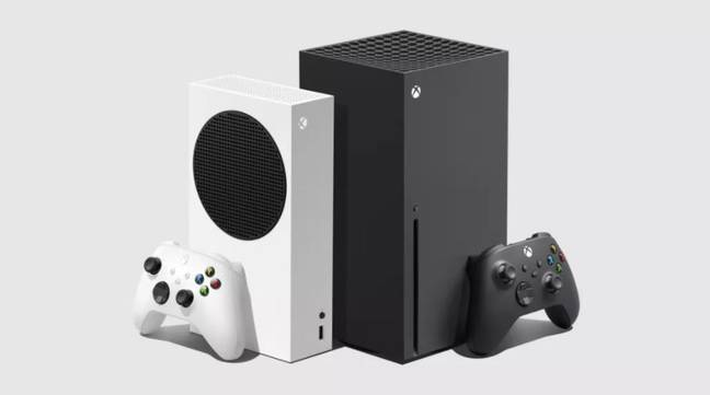 The Xbox Series X. Credit: Microsoft