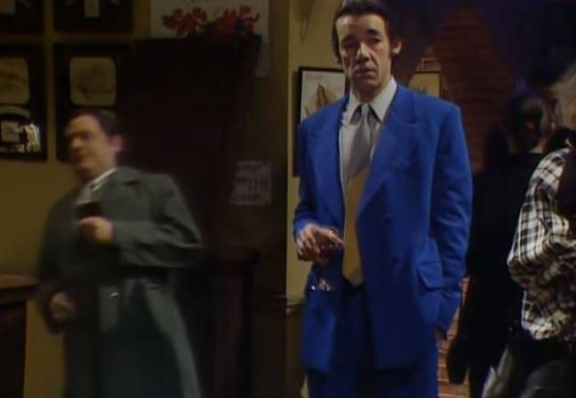 The original scene. Credit: BBC/Only Fools And Horses