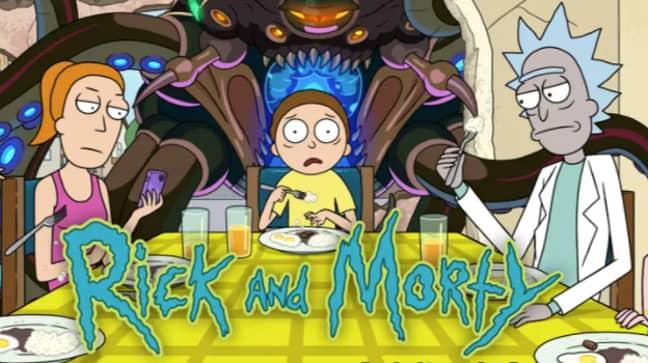 Rick and Morty season 5 airs in June 2021 (Credit: Twitter/RickandMorty)