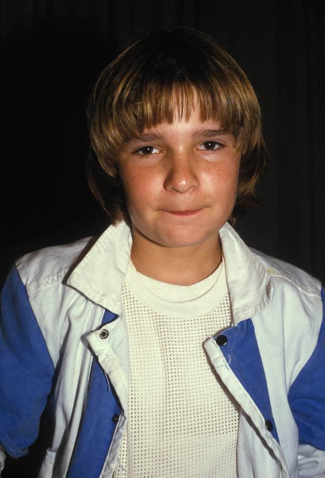 Young Corey Feldman