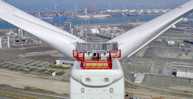 Credit: GE Renewables