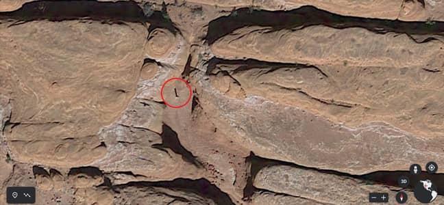 Credit: Google Earth
