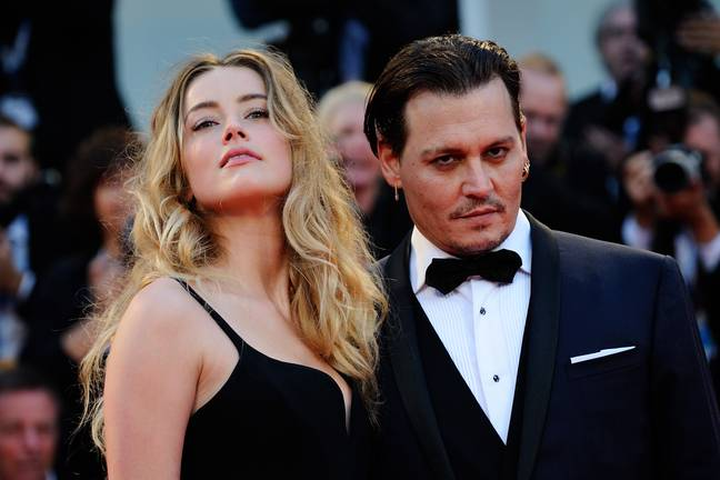 Depp and Heard divorced in 2017. Credit: PA