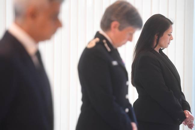 A minute's silence was held for Mr Ratana today. Credit: PA