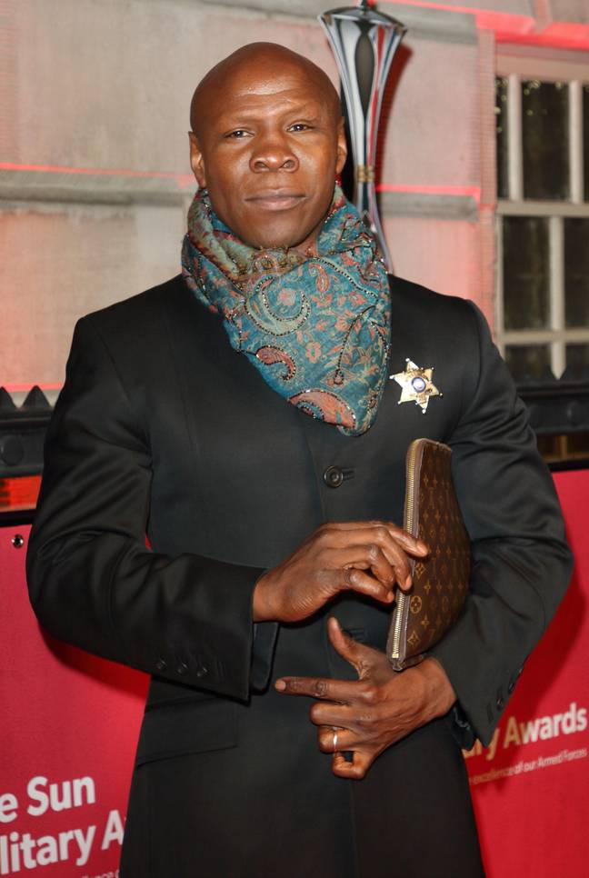 Eubank was stunned by the brazen theft. Credit: Alamy