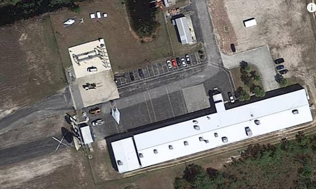 The US SR-72 Mach 6 Plane. Credit: Google Maps