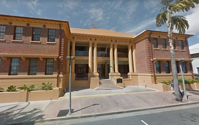 Mackay District Court. Credit: Google Maps