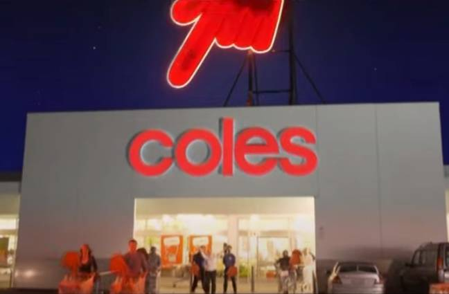 Credit: Coles/YouTube