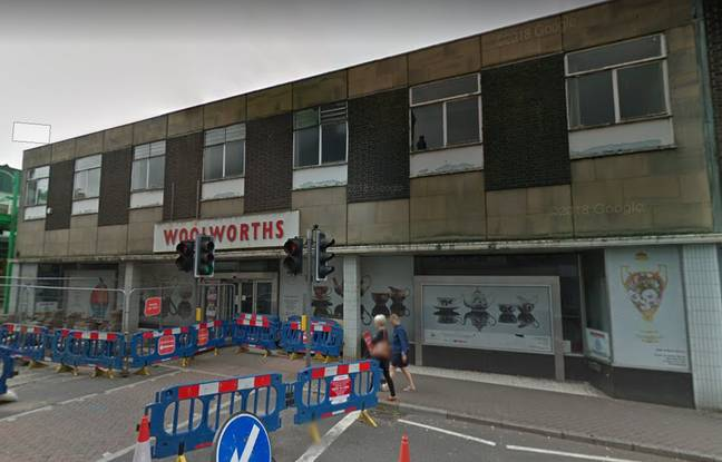 The shop has been closed since 2008. Credit: Google Maps