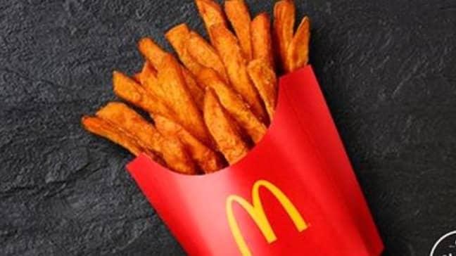 Credit: McDonalds