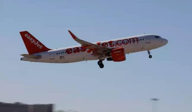 easyJet waives flight change fees. Credit: PA