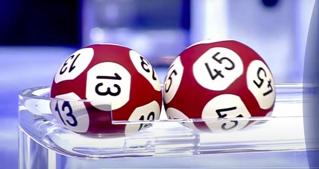 Euromillions draw. (Credit: National Lottery)