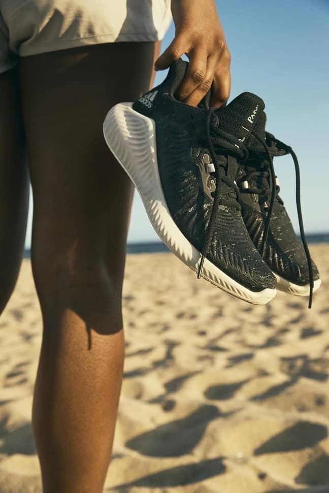 Adidas x Parley RFTO. Credit: Adidas