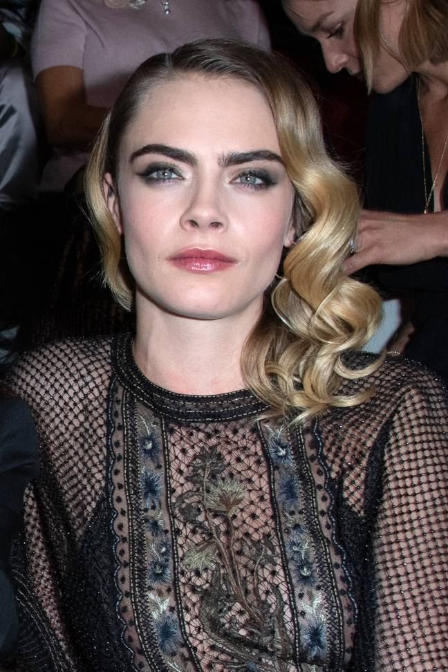 Cara Delevingne has said Harvey Weinstein told her to lie about her sexuality. Credit: PA