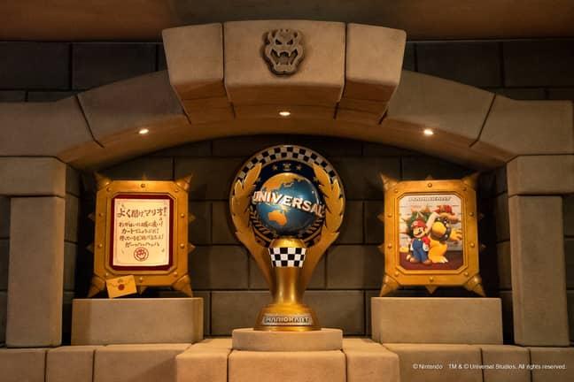 Credit: Nintendo/Universal Studios Japan