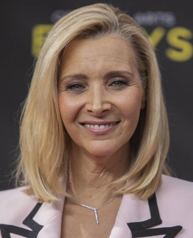 Lisa Kudrow says the Friends cast wouldn't be all white today. Credit: PA