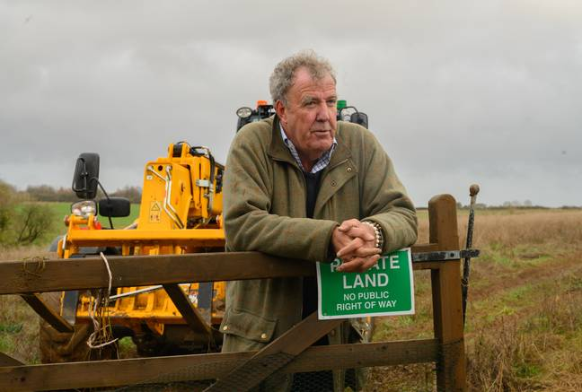 Clarkson's Farm is returning for a second series. Credit: Amazon Prime Video