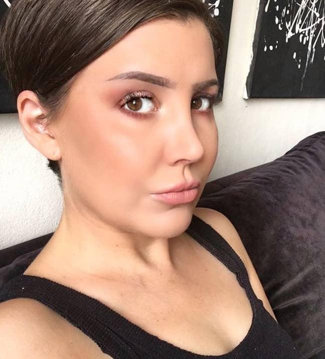 Sex expert Nadia Bokody reveals that she masturbates at work. Credit: Instagram/nadiabokody