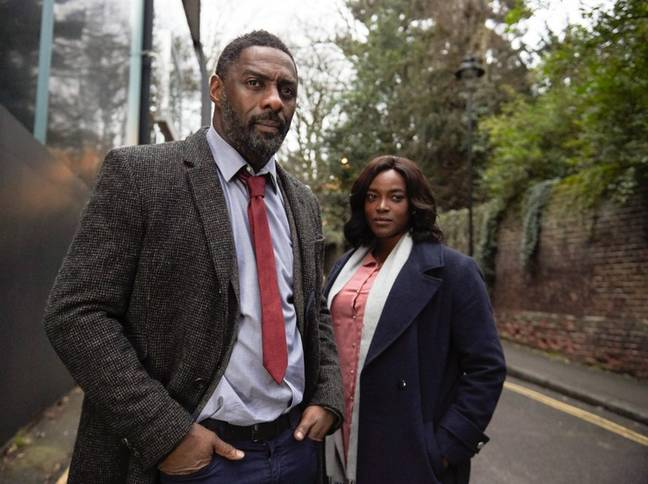 Luther is set to make a return. Credit: BBC